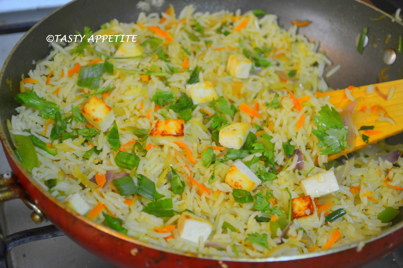 PANEER FRIED RICE / EASY FRIED RICE RECIPES / STEP BY STEP RECIPE