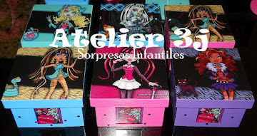Sorpresas infantiles MONSTER HIGH