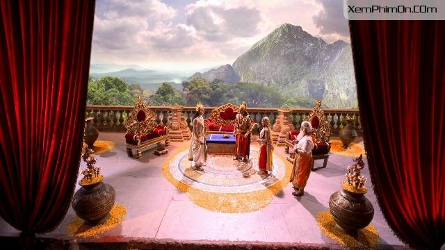 Hình ảnh phim Thần khỉ Hanuman