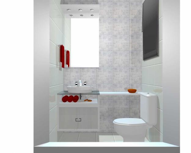 Designer Banheiro Planejado -> Banheiros Planejados Favorita