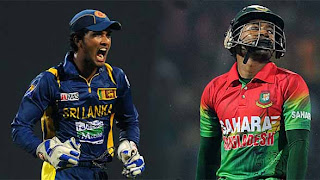 Sri Lanka beat Bangladesh by 17 runs in T20