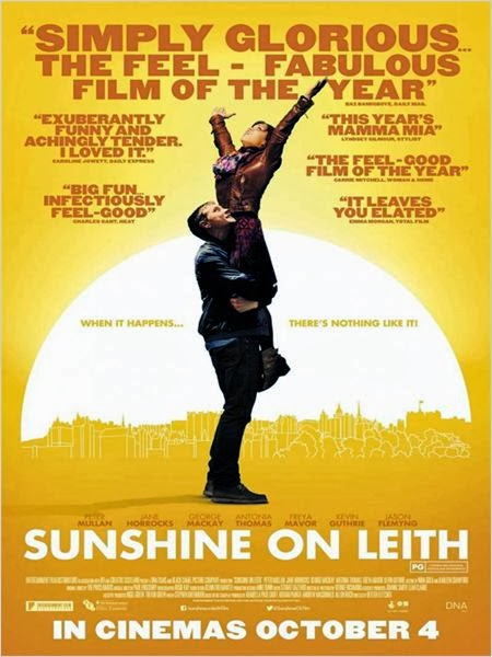 Capa do Filme Sunshine on Leith