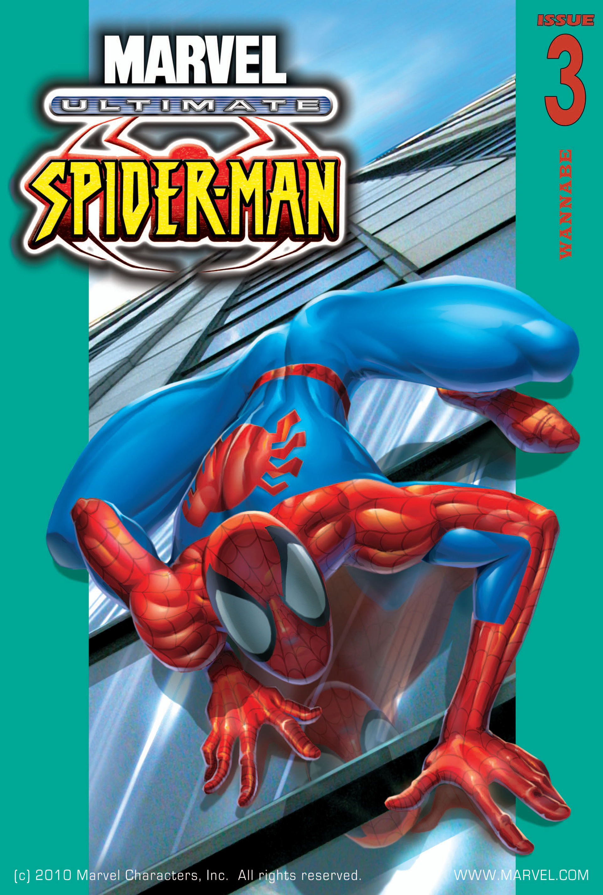 Ultimate Spider-Man (2000) Issue #3 #7 - English 1