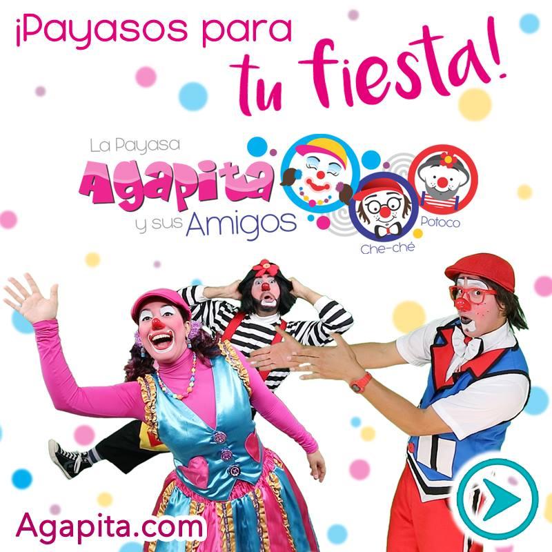 Agapita, Ché Ché y Potoco