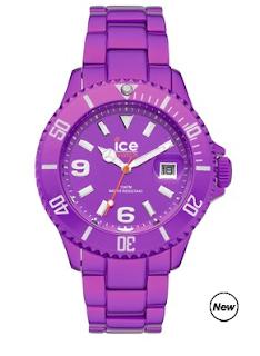 Purple Ice watch