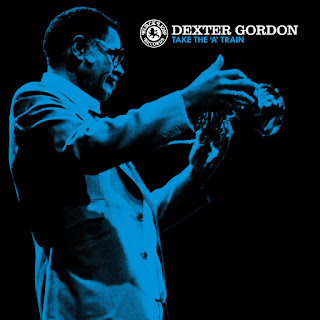 "New LP from Dexter Gordon - ""Take the 'A' Train"""