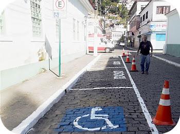 Reconhecendo o direito dos deficientes e idosos