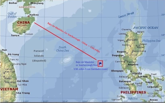 China to Invade Philippines: A Chinese Forceful Recovery of Scaborough Shoal