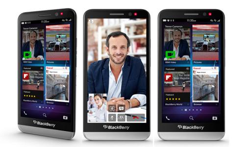 blackberry z30 duyuruldu