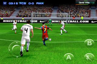 Лучшие игры на андроид футбол