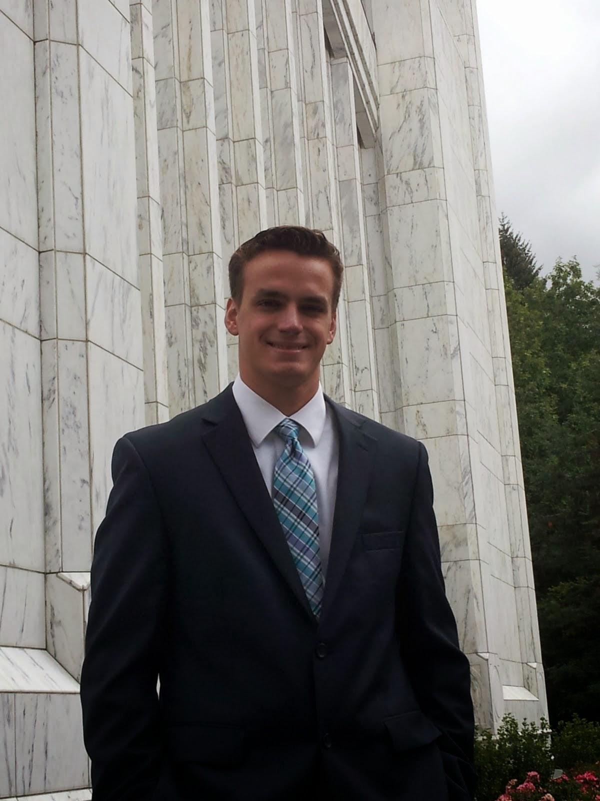 Elder Garrett Markham