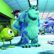 Monster Inc. Posted 15th August 2011 by iPad Wallpaper. Labels: Movie