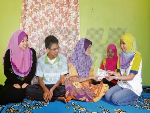 Mujur Ada Rumah PPRT Hasil Sumbangan Kerajaan Terengganu