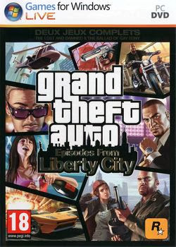 GTA Liberty City Game For PC