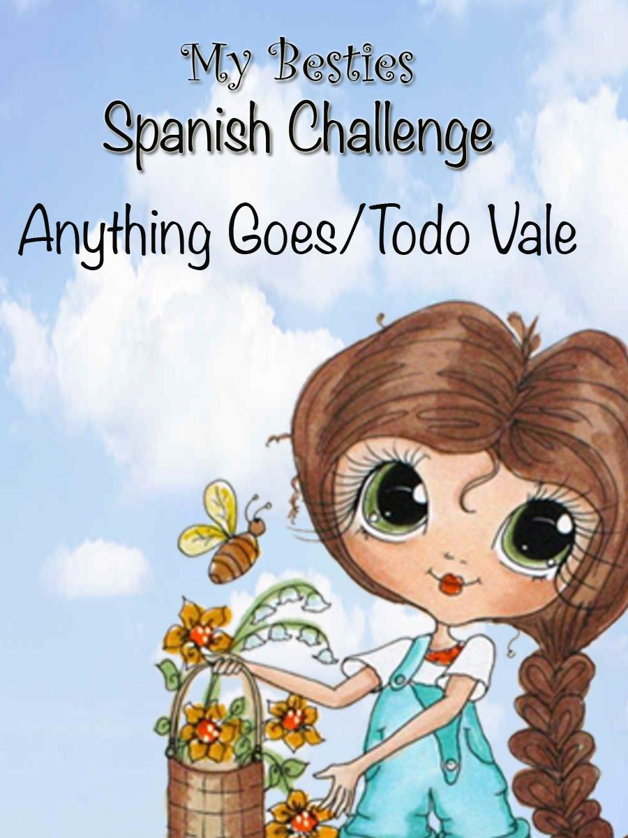 Diseño para Spanish Challenge