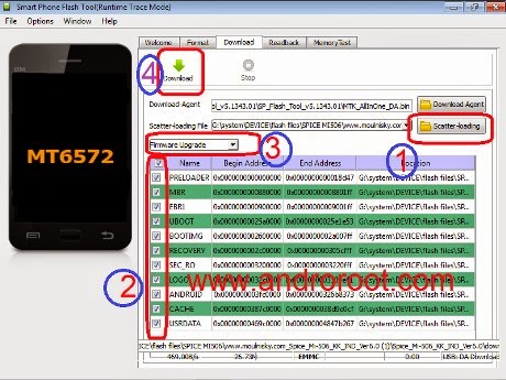How To Unbrick Android MTK Smartphone, Advance Methods - Andro Root