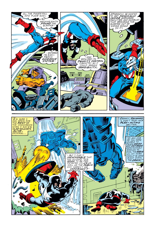Captain America (1968) Issue #354 #286 - English 21