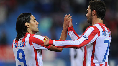 Atletico Madrid 4 - 0 Udinese (2)
