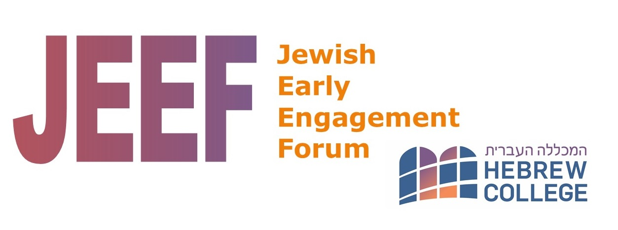 JEEF Jewish Early Engagement Forum
