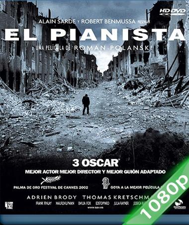 Descargar peliculas el pianista audio latino calidad hd for El mural pelicula descargar