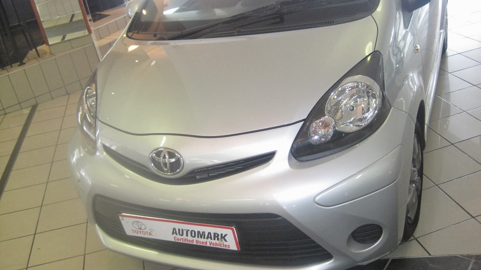 Used Cars for sale in Cape Town Toyota Aygo 1.0 Hatch back