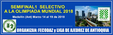 FECODAZ: Semif1 Selectivo a la Olimpiada Mundial 2018 (Dar clic a la imagen)