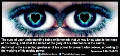 Ephesians 1:18