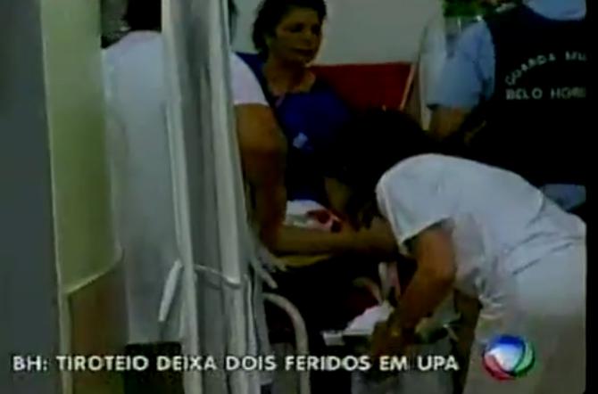 Guarda Municipal é baleado em UPA da região norte de Belo Horizonte / MG
