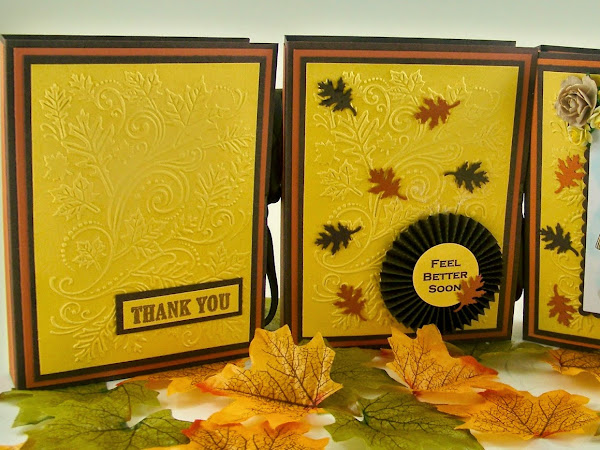 "Autumn ""Gift"" Cards"