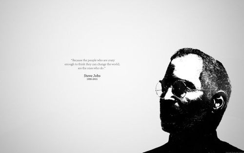 40 Lukisan Steve Jobs yang Mengagumkan: RIP Steve Jobs