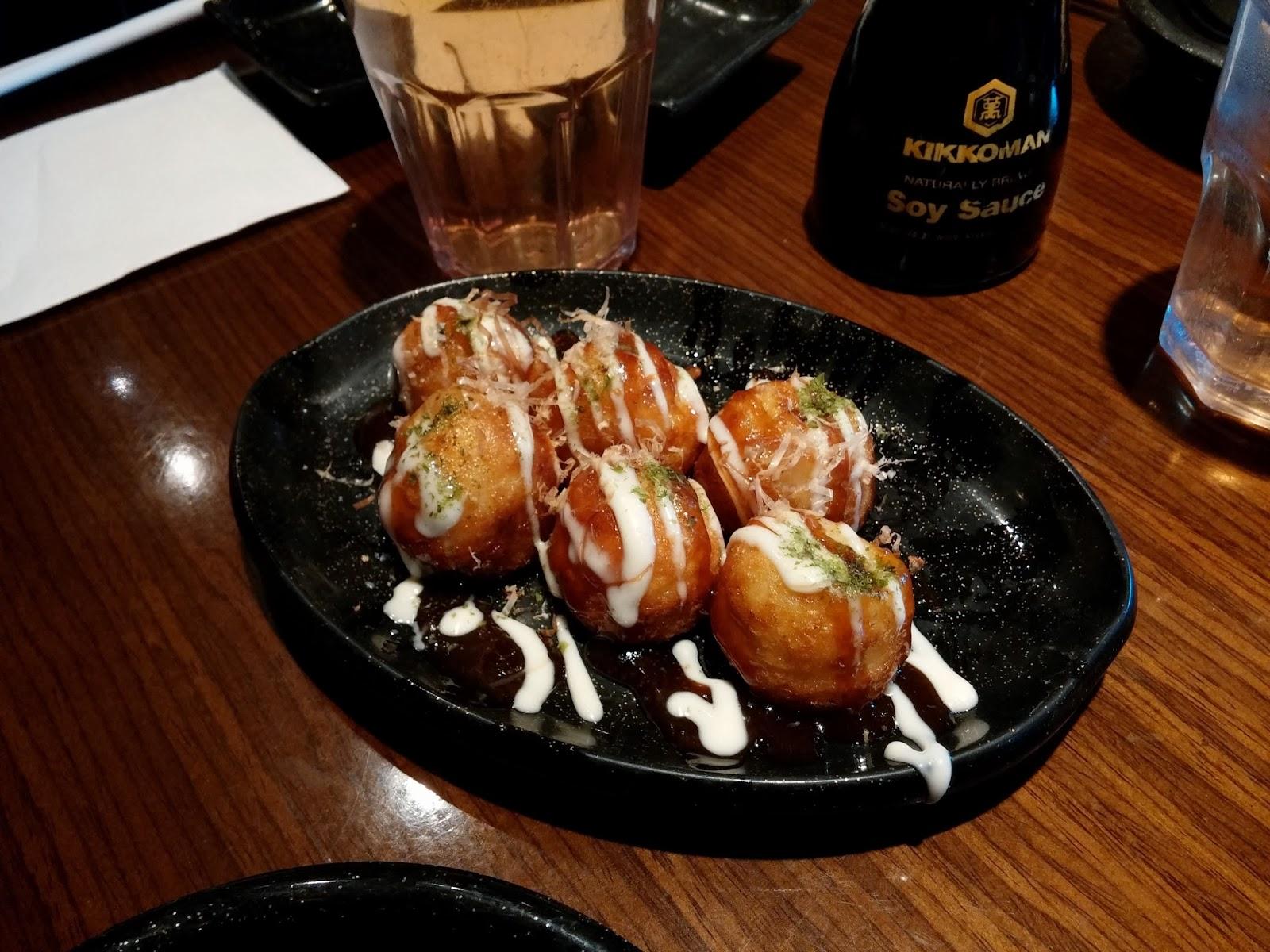 Eatiful: Sushi Garden (Lougheed): Seafood Salad