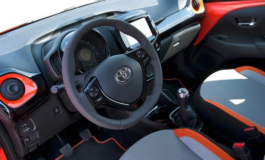2015 Toyota Aygo Specs Uk
