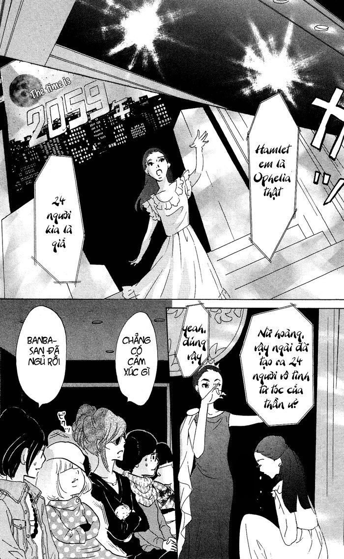 Kuragehime chap 26 - Trang 17