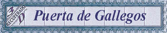 Puerta de Gallegos