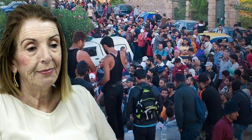 ΤΑΣΙΑ: Αν στην Ελλάδα δεν χωράνε οι λαθρομετανάστες, δεν χωράνε και τα βρέφη και οι συνταξιούχοι..