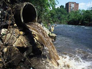 Contaminacion Aguas Residuales Vertido