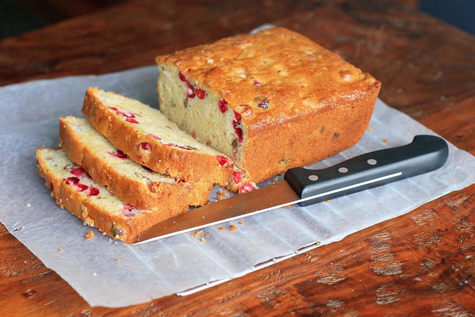 Orange Bread Recipe — Dishmaps