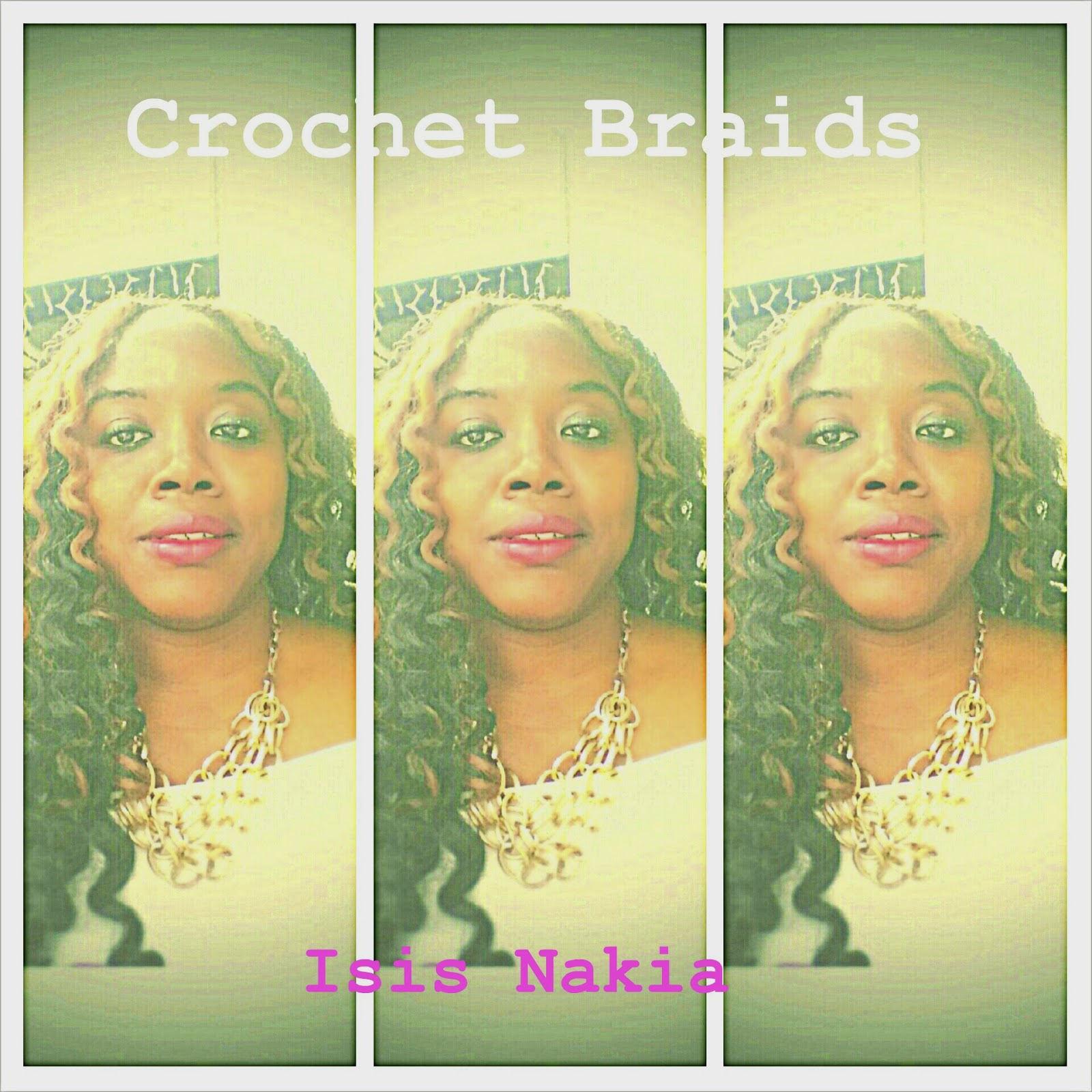 Isis Nakia Baltimore Natural Hair Stylist: Crochet Braids in Baltimore ...