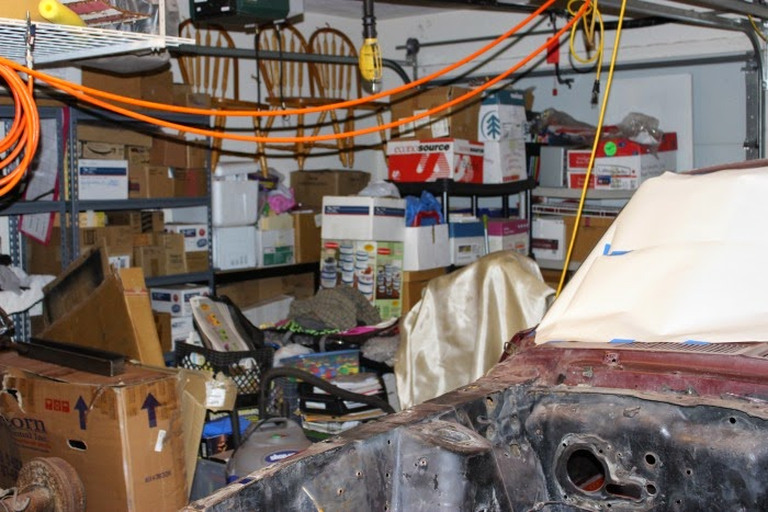 Here Are 19 Hacks That'll Make Any Messy Garage An Organized Thing ...