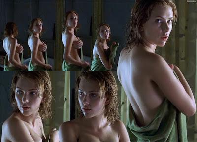 Scarlett Johansson desnuda