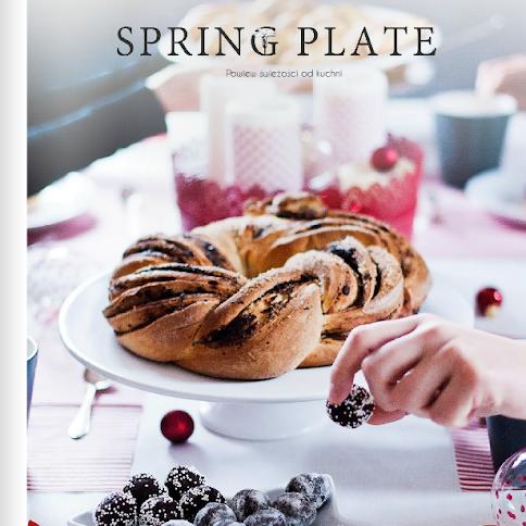 Zimowe wydanie magazynu Spring Plate
