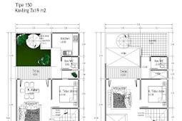 Rumah Minimalis Type 36 72, 45, 60 120 Terbaru 2013