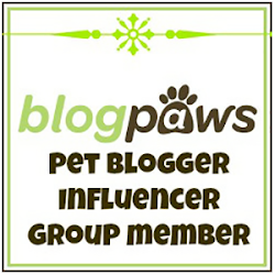 BlogPaws Pet Blogger Influencer Group Member