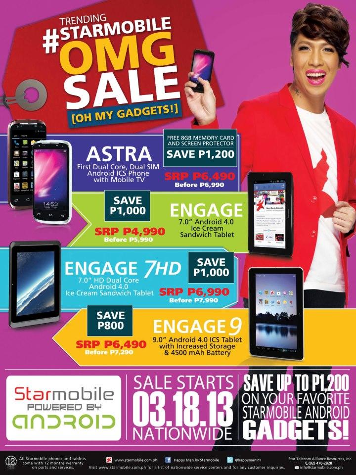 star mobile nationwide sale promo philippines. Black Bedroom Furniture Sets. Home Design Ideas