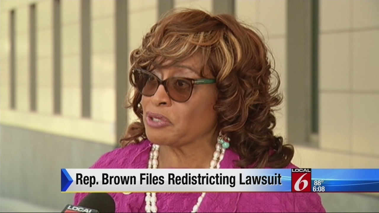 corrine brown said brown won t seek reelection in the fifth congressional district if the federal courts reject