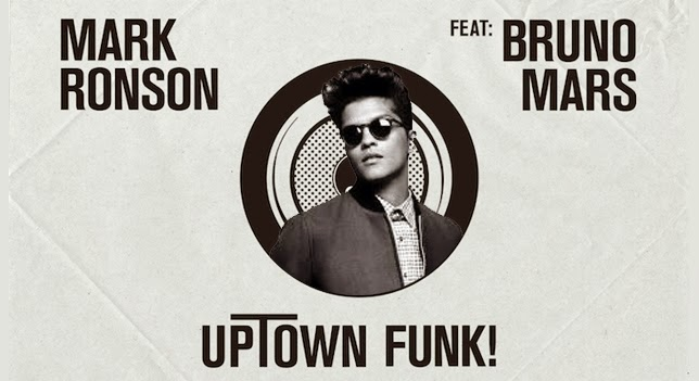 MARK RONSON FEATURING BRUNO MARS – UPTOWN FUNK - GUITAR CHORDS