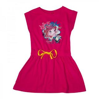Платье Винкс Для Девочек Купить