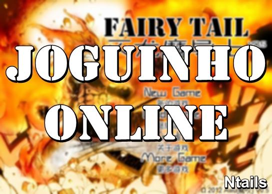 Fairy Tail - Joguinho online