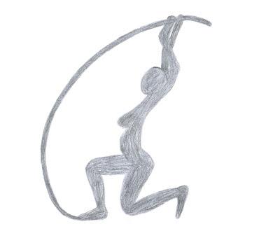 Iracema guardiã desenho Fortaleza
