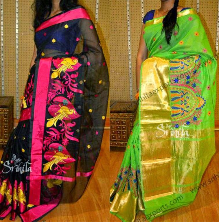 chanderi sarees online